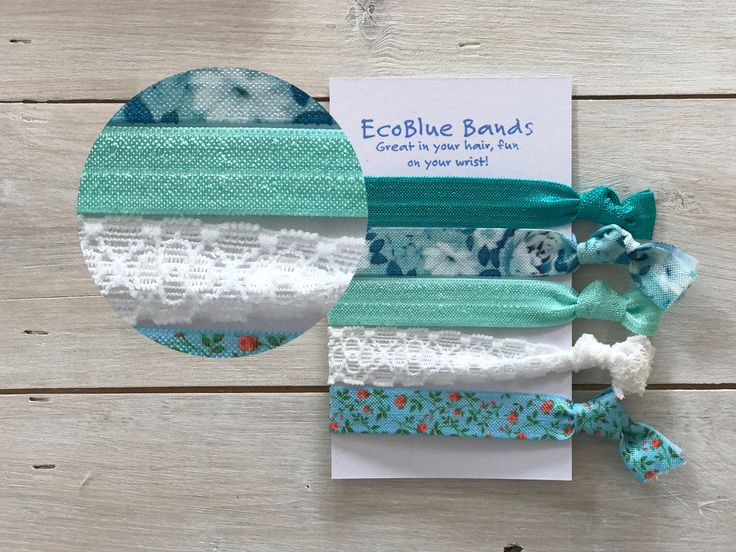 Still need a stocking filler - visit my #etsy shop: hair elastics, soft stretch hair ties, ponies, yoga ties, bracelets, ponytail holders - Green floral mix http://etsy.me/2CYyiwk #accessories #hair #scrunchie #green  #elastic #foldoverelastic #hairties #hairelastics
