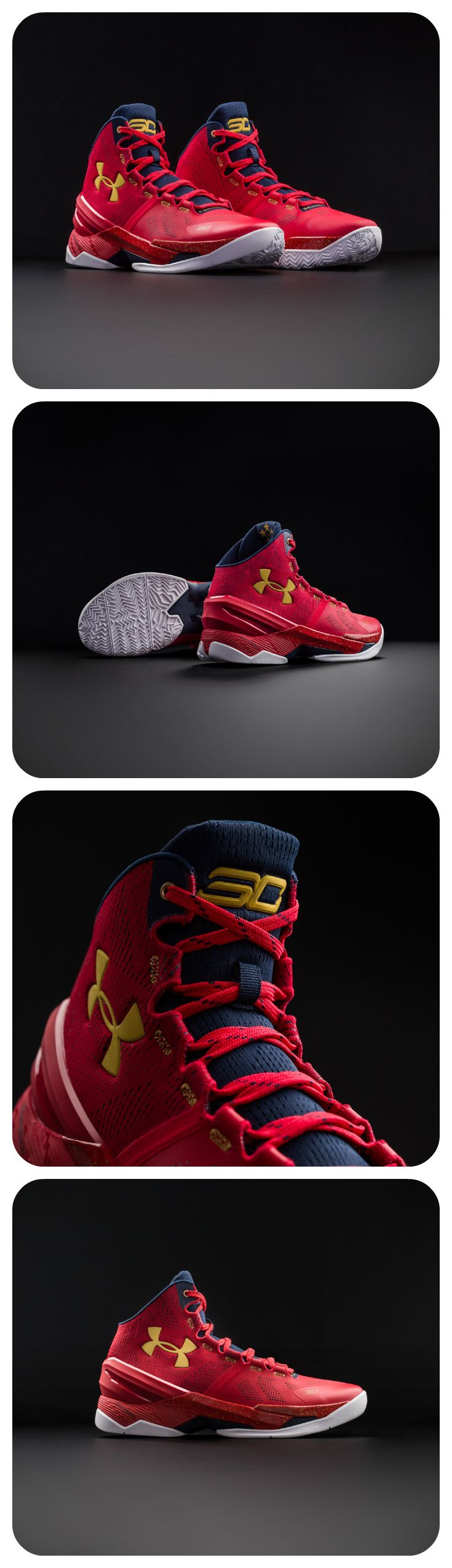 Under Armour Curry 2.5 China Tour