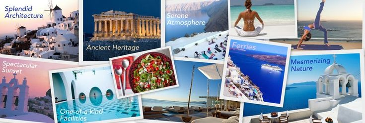 GREECE: Ancient Culture & Mediterranean Bliss  Greece is the cradle of Western culture. Two peninsular mainlands and 6,000 islands and islets, scattered in the Aegean and Ionian Sea, constitute the unique Greek archipelago.  Yoga teacher trainings and retreats in mediterranean blissful greek islands, meditation, relaxation, Greece, ancient culture, healthy foods, thermal spas