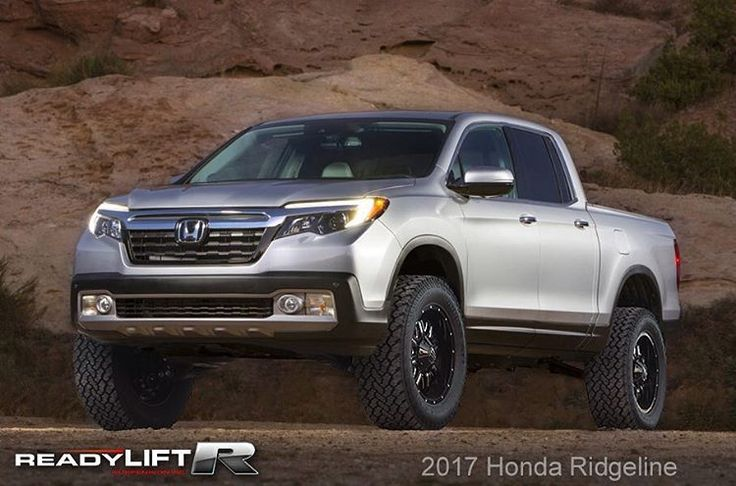2017 ridgeline lift - Google Search