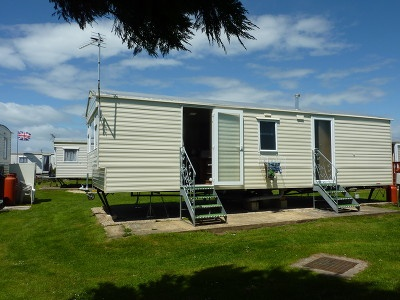 Popular Caravan Home To Hire For Short Term Lets At Bunn Leisure Selsey West