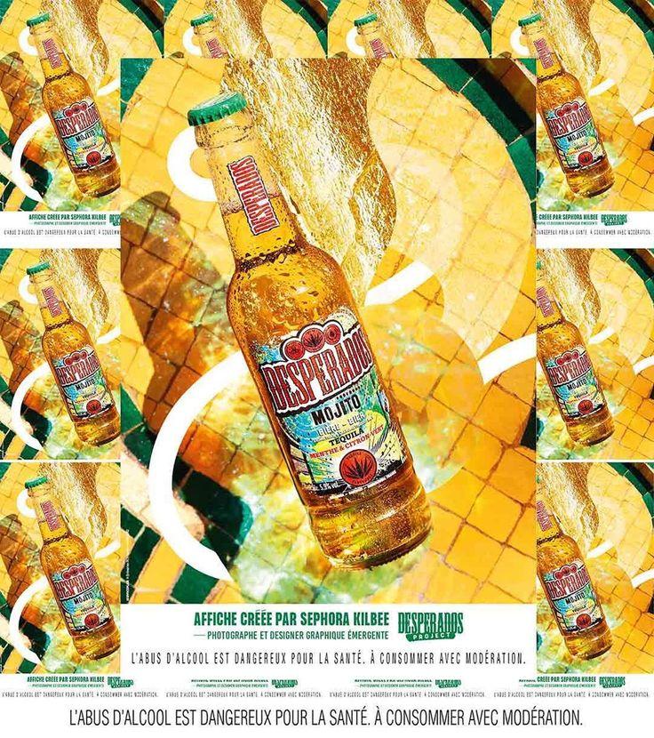 Découvrez la Desperados Mojito, bière aromatisée tequila