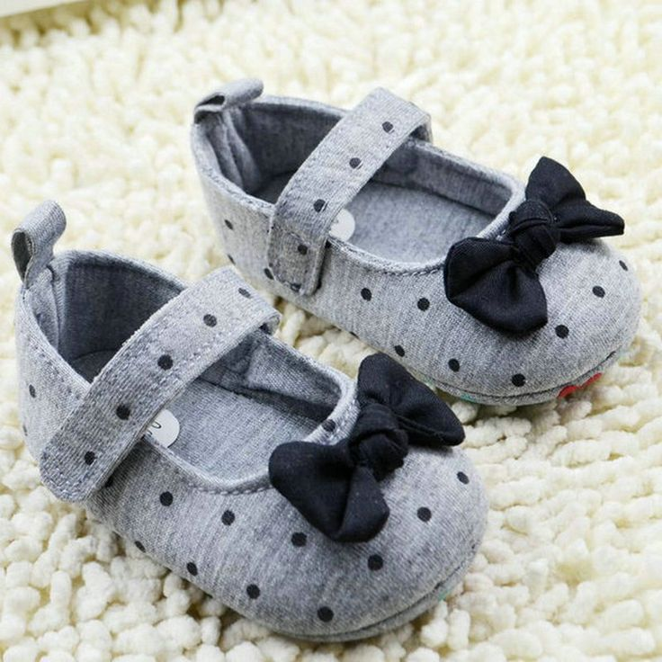 >> Click to Buy << 0-18Months Toddler Baby Girls Polka Dot Bowknot Crib Shoes Soft Sole Comfort Shoes Prewalker First Walkers #Affiliate