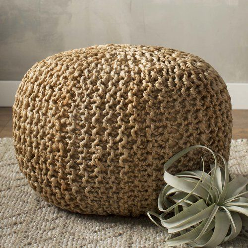 Found it at Wayfair.ca - Odin Sphere Pouf Ottoman