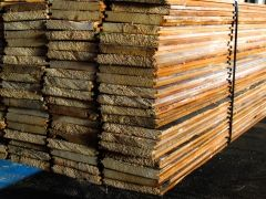 Recycled Australian hardwood timber flooring in various lengths. Available in 62 mm to 140 mm - 19mm & 22 mm thick. Prices start from $2.75 per metre Please visit our undercover warehouse to see what's available. www.hughesonline.com.au