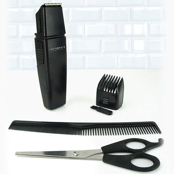 5 Piece Beard & Mustache Trimmer