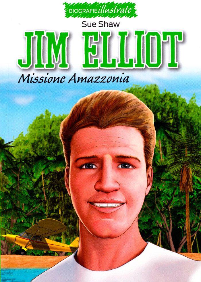 """Da ragazzo Jim Elliot scampò miracolosamente da un incidente mortale. """"Dio mi ha salvato e sono certo che ha un piano per la mia vita!"""". Dopo gli studi, Jim andò tra gli indigeni Auca in Amazzonia per..."""