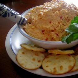 Party Pimento Cheese Spread Allrecipes.com