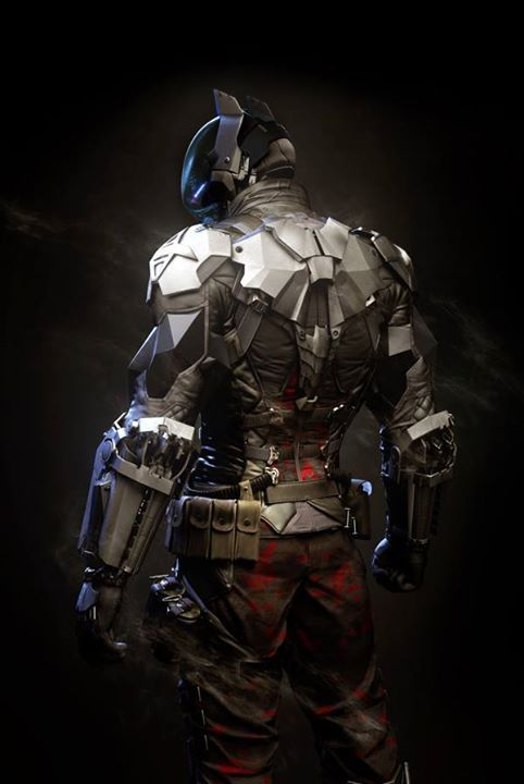 Batman: Arkham Knight Jason Todd | The Arkham Knight