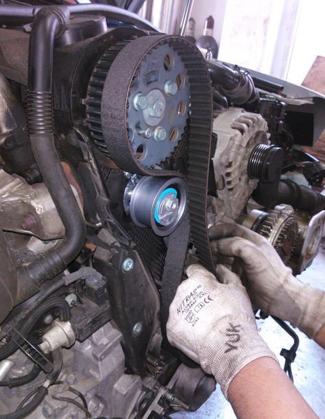 how to tell if your car needs a new timing belt motor cars rh pinterest com