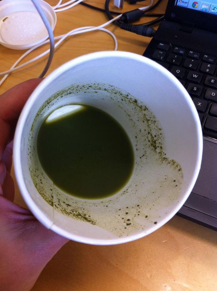 It definitely tastes better than it looks but this stuff is a revelation #matchagreentea @teapigs #iwillgetthin