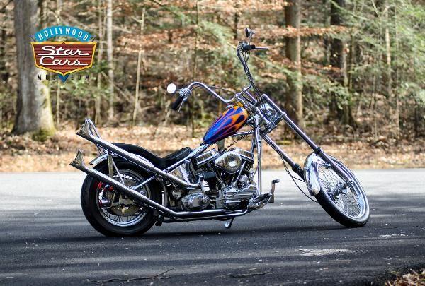 Ghost Rider Custom Chopper