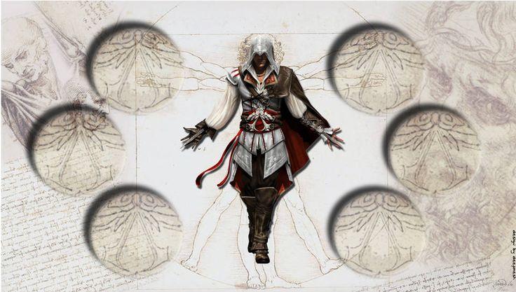Assassins Creed PS Vita Wallpapers - Free PS Vita Themes and