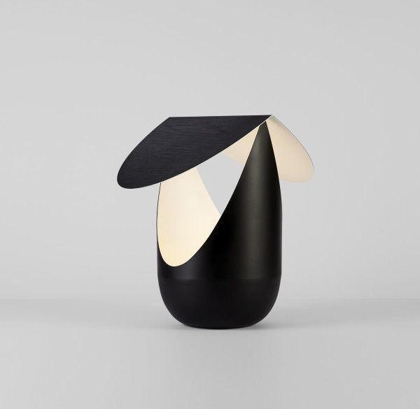 new bounce led table lamp designed by karl zahn for roll u0026 hill - Modern Table Lamp