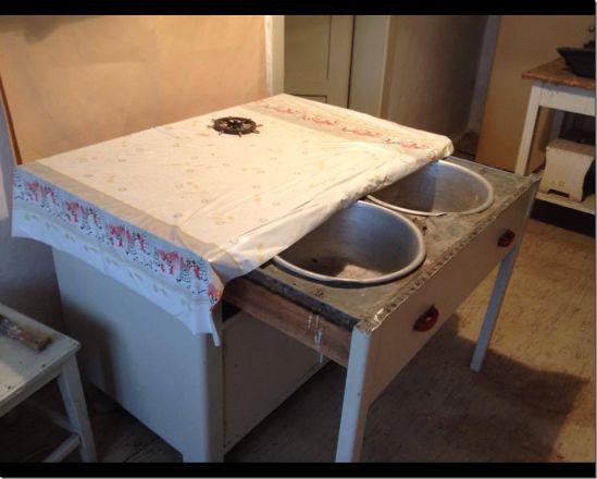 Umývačka starej mamy :-D
