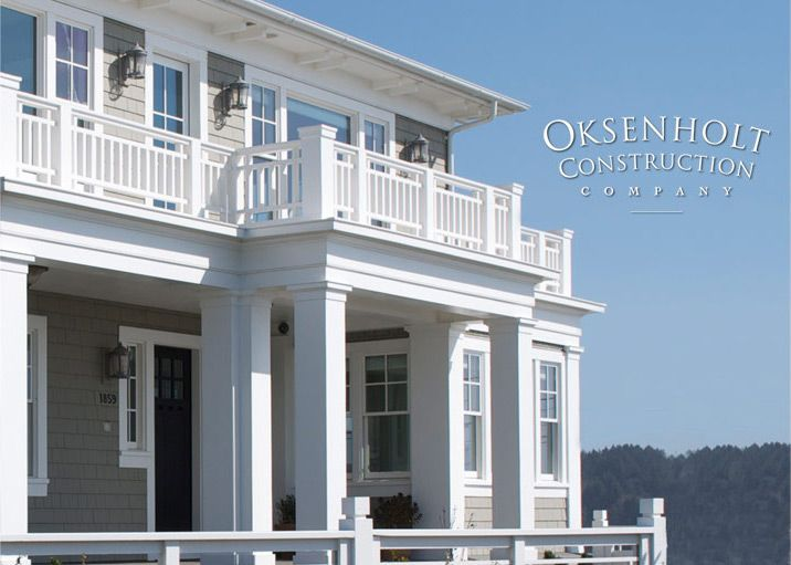 Construction And Remodeling Companies oksenholt construction company | oregon coast construction