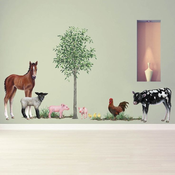 Best 25+ Farm wall stickers ideas on Pinterest | Wall ...