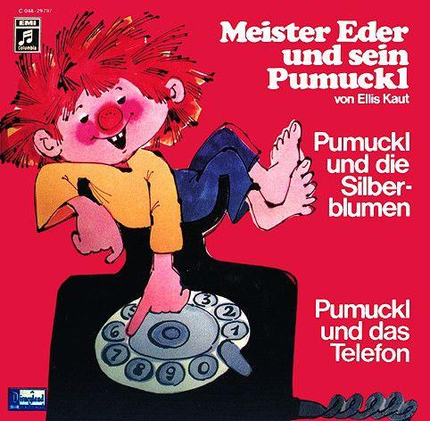 Ellis Kaut - Meister Eder Und Sein Pumuckl - Pumuckl Und Die Silberblumen / Pumuckl Und Das Telefon (Vinyl, LP) at Discogs