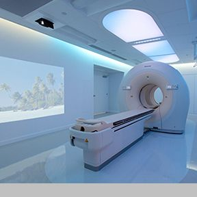 Ambient Experience PET CT Suite (Sparks) | The Ambient Experience PET CT  Suite (