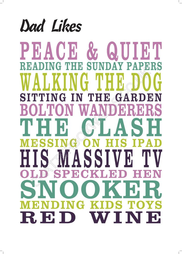 Multi coloured likes print. Type your words, pick your colour and it's created instantly