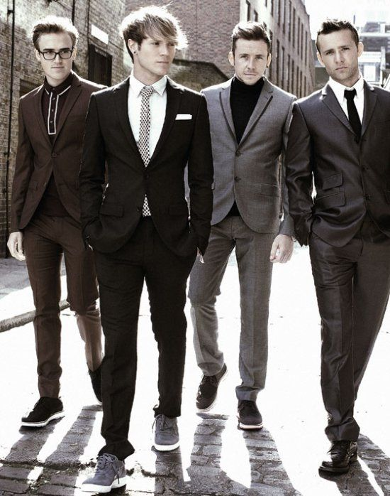 new mcfly photoshoot ! wow our babies have grown up so fast :')