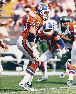 Bill Romanowski Denver Broncos