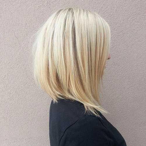 Lange umgekehrte Bob-Frisuren für Sie