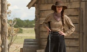 """""""Godless is worth it"""" - Nov 2017 Netflix series reviewed by the Guardian UK"""