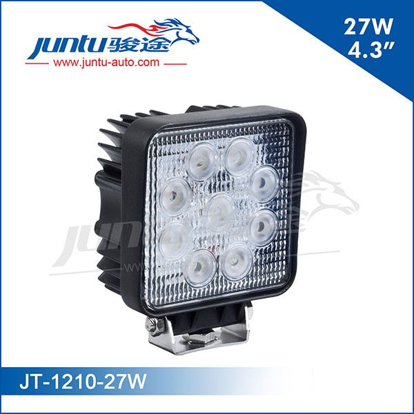 "Juntu 5"" 12v 27w led working light for automotive off road use FOB Price: US $ 5 - 9 / Piece 