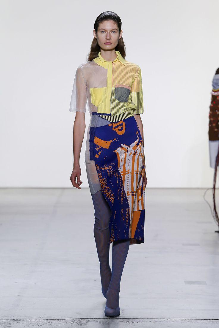 Parsons fashion show 2018 86