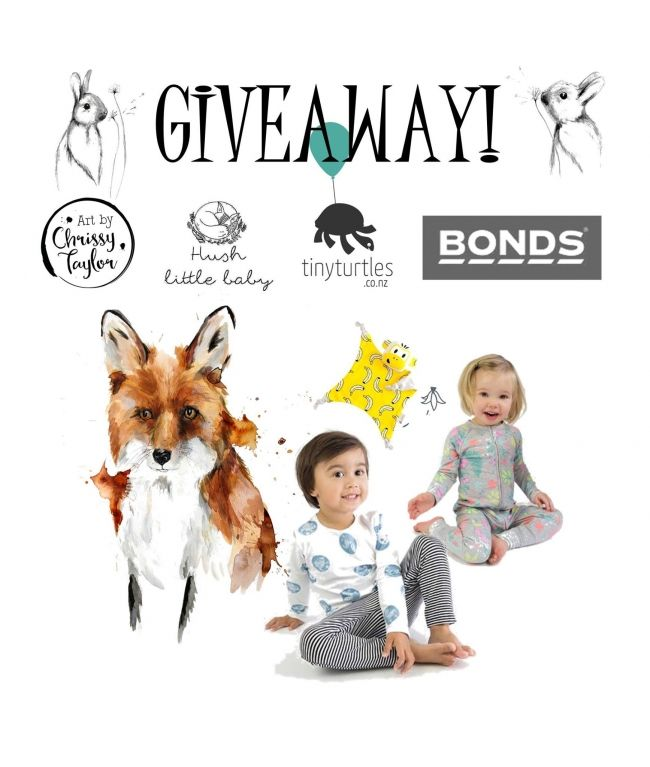 Enter to win: 3 Gorgeous Prizes | http://www.dango.co.nz/pinterestRedirect.php?u=zmRDOG7j3850