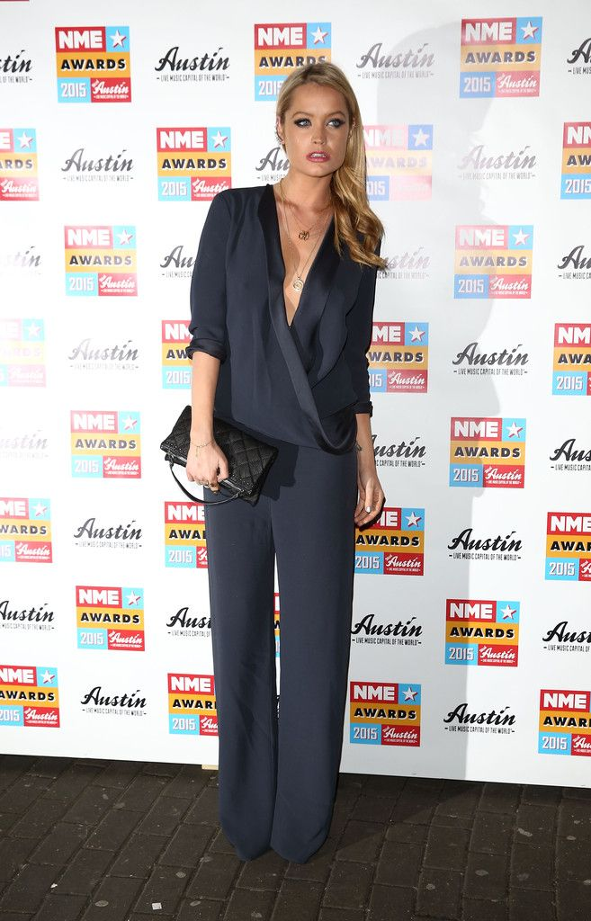 Granite jumpsuit //Laura Whitmore..