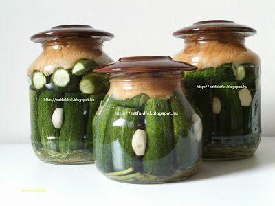 Ezt fald fel!: Kovászos uborka télire is tartósítószer nélkül...