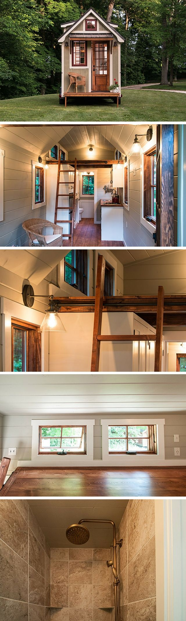 Best 25+ Tiny Homes Interior Ideas On Pinterest | Tiny Homes, Tiny Houses  And Tiny House Movement