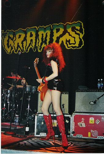 the cramps poison ivy