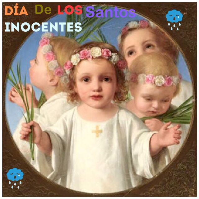 Feliz Día de los Santos Inocentes  https://instagram.com/p/_12Y-ViZ_1/
