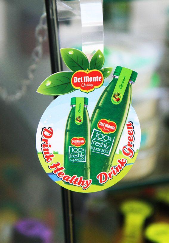 Del Monte Green Juice Wobbler on Behance