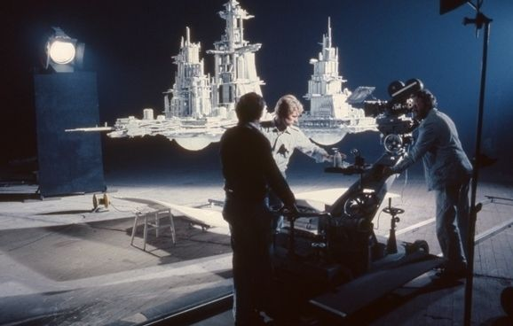 The Nostromo - Alien - 24 Famous Miniature Movie Sets That Will Blow Your Mind - http://www.buzzfeed.com