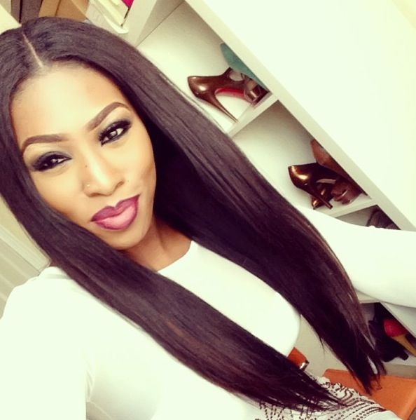 how to style middle part hair 17 best images about black weave hairstyles silky 7172