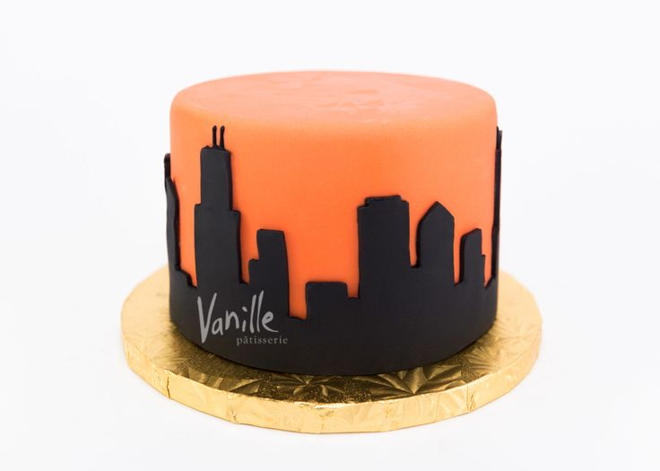 13 best Vanille Chicago Celebration cakes images on Pinterest