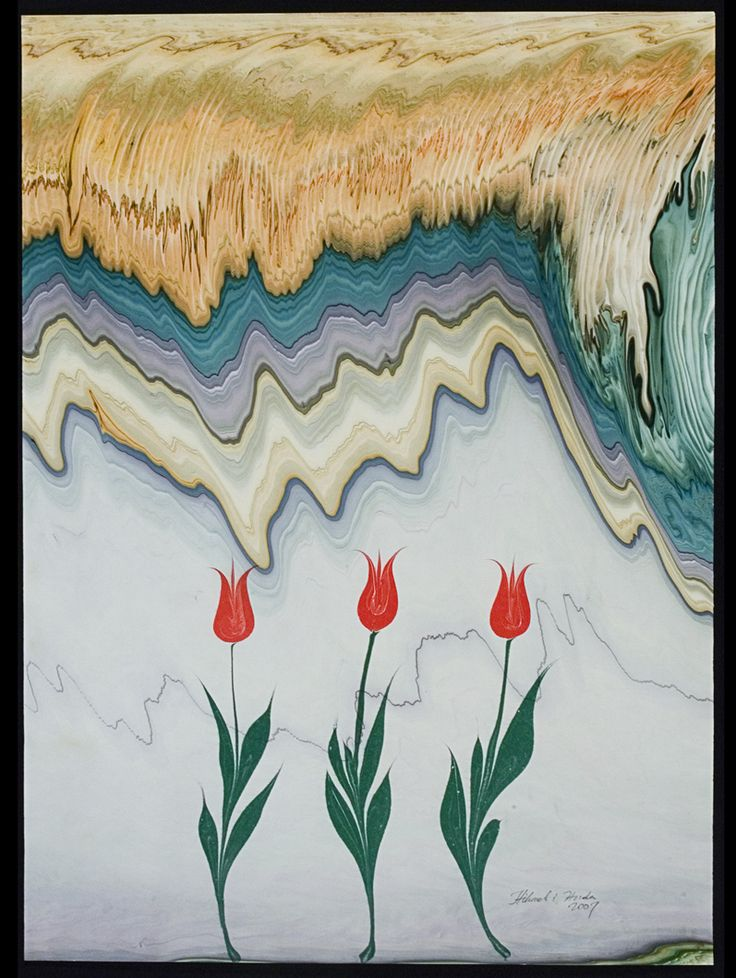 Hikmet Barutcugil-Turkish Tulips