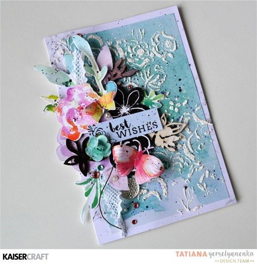 Group Post Featuring New 6x6 Templates - Kaisercraft Official Blog