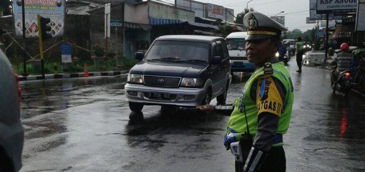 Purbalingga Zero Accident Sepanjang Arus Mudik dan Balik