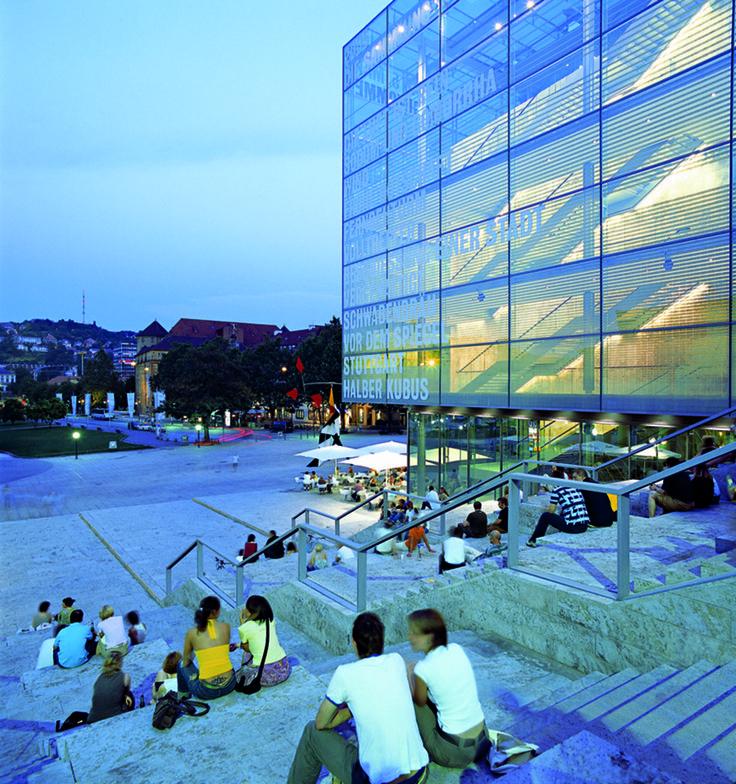 HASCHER JEHLE Architektur · Kunstmuseum Stuttgart · Divisare