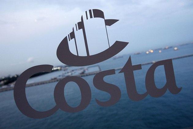 Carnival Asias Costa Atlantica cruise liner.