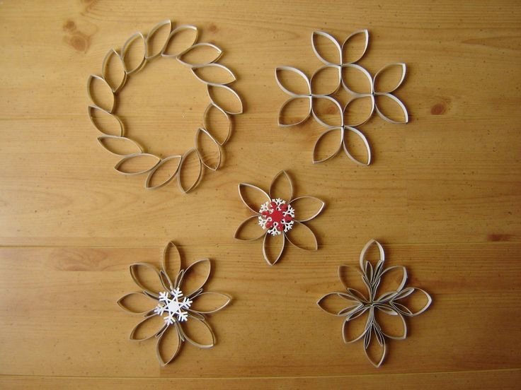 Paper Roll Flowers 2