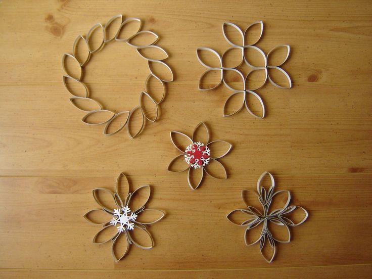 Paper Roll Flowers 2