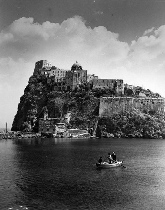 Lala Aufsberg - Castello Aragonese Ischia