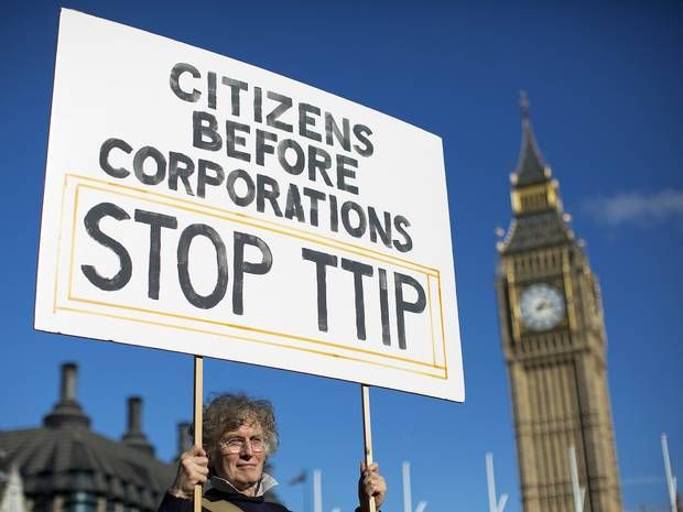 Trade agreements like TiSA, TPP and TTIP will sideline national laws, Wikileaks says - Business News - Business - The Independent