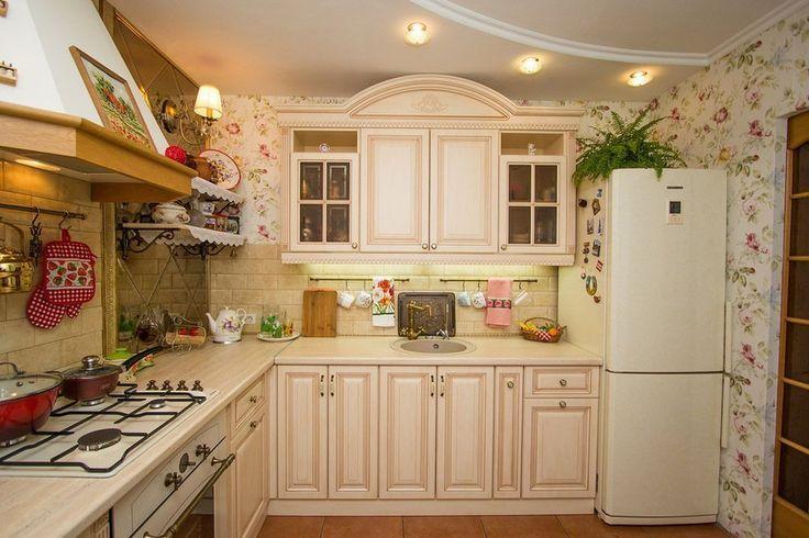 Ремонт своими руками: переделка кухни площадью 9 квадратных метров - InMyRoom.ru